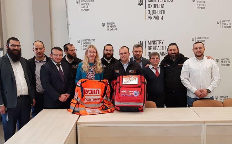Израильские волонтеры готовы организовать в Украине бесплатную скорую помощь. Но только в одной области