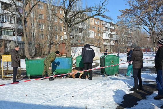 Родила, убила, выбросила. В Николаеве в мусорном контейнере нашли мертвого младенца. ОБНОВЛЕНО