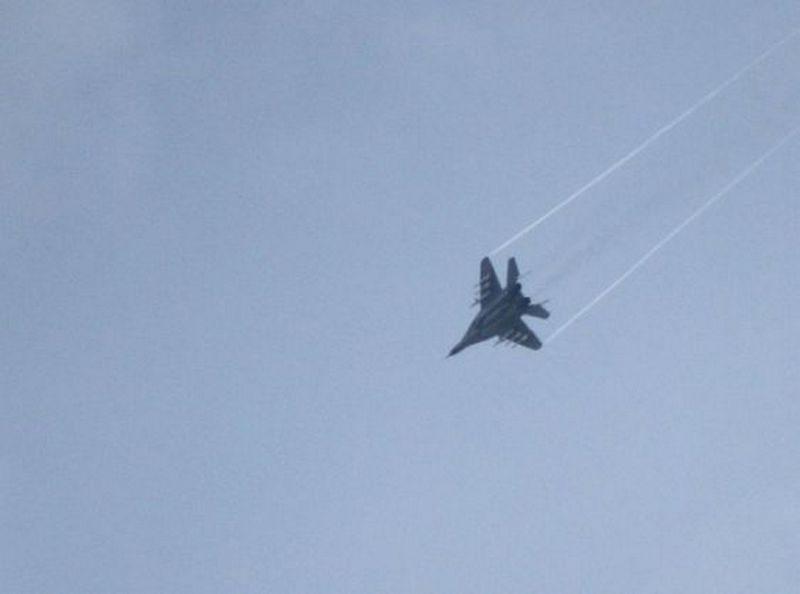 В Сирии повстанцы сбили российский истребитель Су-25