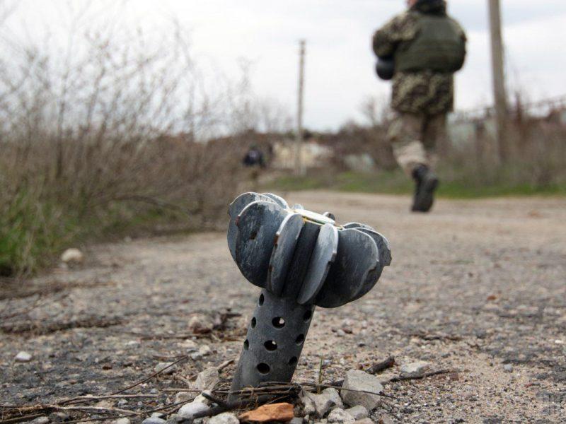 """На Донбассе боевики 11 раз нарушили """"режим тишины"""", есть раненый"""