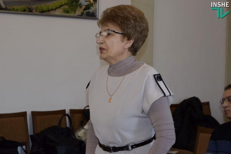 Анна Деркач возвращается в Николаевское городское управление образования