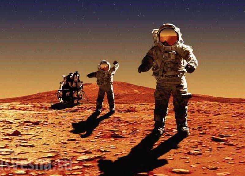 Операция прикрытия? Чего хочет Маск, и что скрывает Марсианский проект