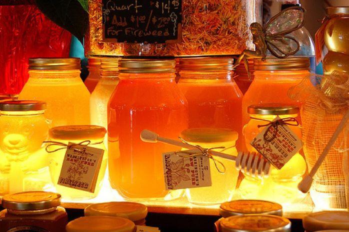 Украина на 47% сократила экспорт меда