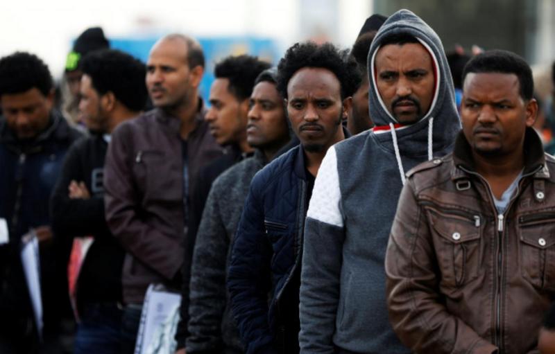 Италия угрожает закрыть аэропорты для депортированных из ФРГ мигрантов