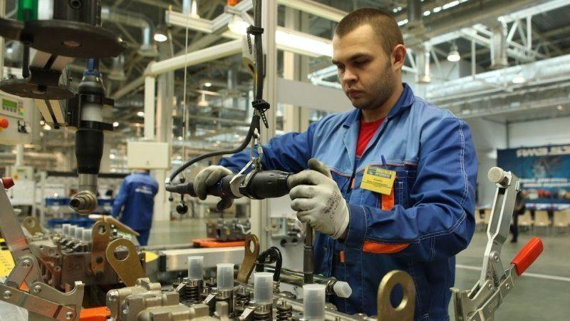 В Николаевской области за первый квартал объем промышленного производства сократился на 14,3%