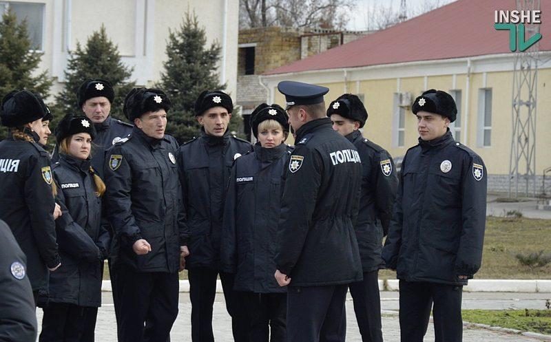Охранять порядок в день выборов будут более 60 тысяч силовиков
