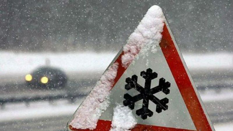В Карпатах выпал снег (ФОТО)