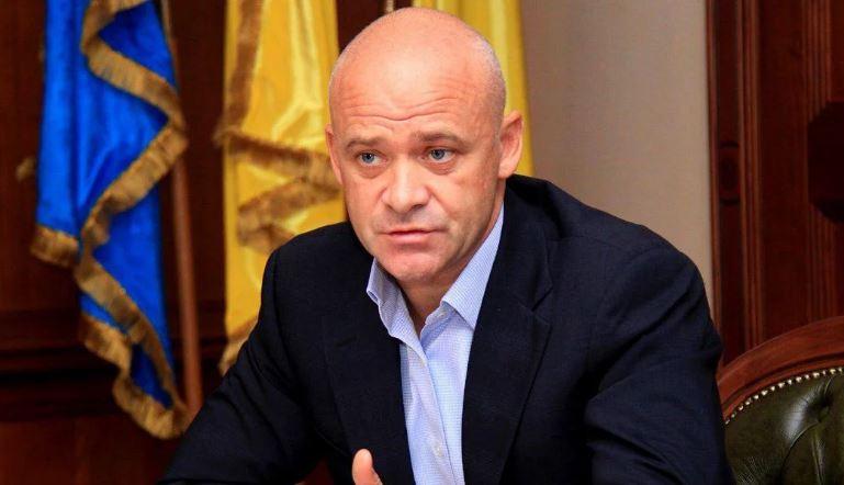 Ногой в пах. Охрана мэра Одессы избила журналиста Би-би-си