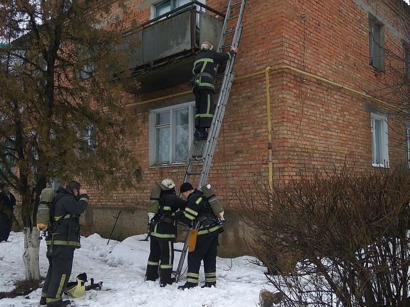 На Николаевщине во время пожара угорел 52-летний мужчина