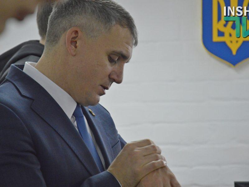 Сенкевич заявил, что у него с губернатором Савченко «любви точно не получится»