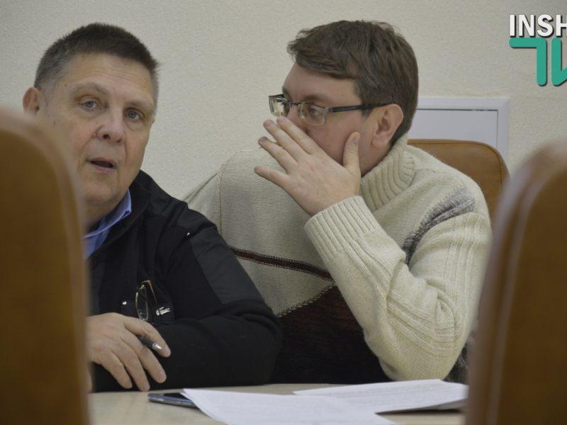Бюджетная комиссия не поддержала передачу «Могилянке» недостроя на 3-й Слободской – мнения депутатов разделились