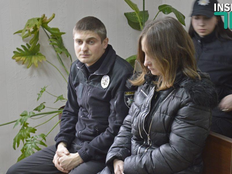 Женщина, выбросившая в реку с моста в Николаеве своего 9-месячного сына, арестована без права внесения залога