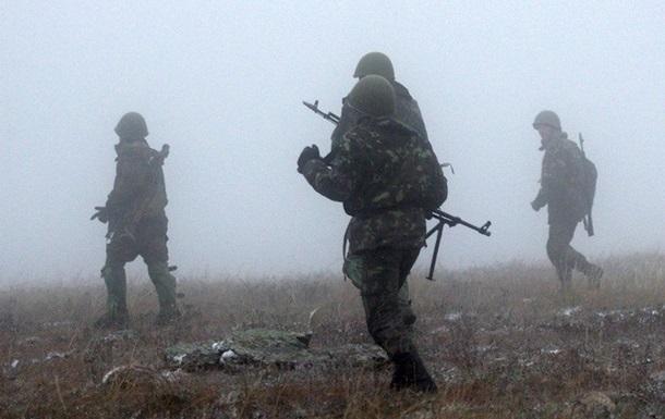 Боевики 32 раза провоцировали силы АТО, два бойца пострадали