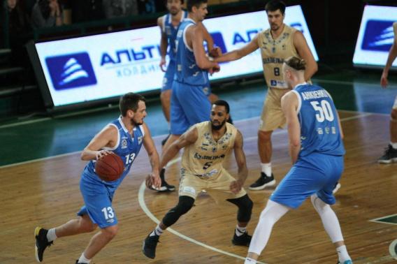 МБК «Николаев» вышел в полуфинал чемпионата Украины