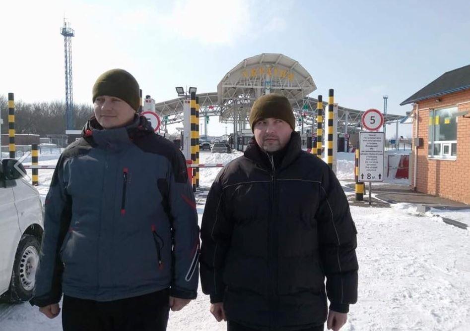 На текущей неделе Украина поменяет ФСБшников наукраинских таможенников