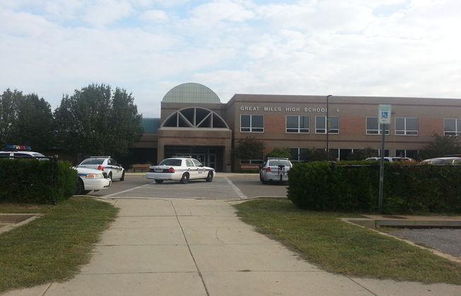 В одной из школ в штате Мэриленд произошла стрельба