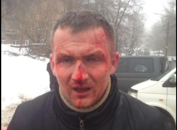 «Насилие в отношении государственного деятеля» – прокуратура столицы расследует нападение на нардепа-свободовца