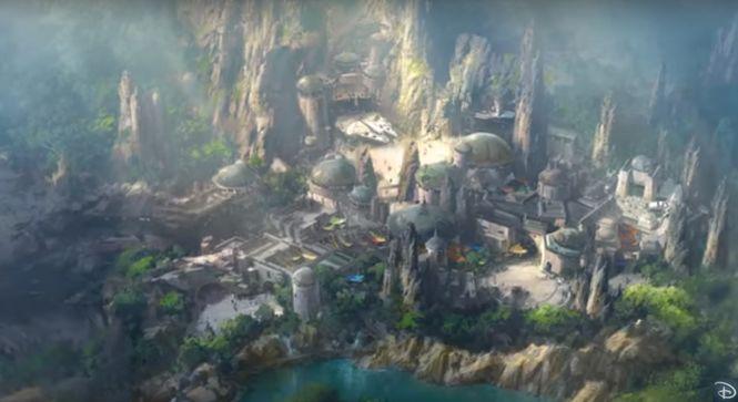 """""""Звездные войны"""" станут доступны всем – Disney строит парк развлечений"""