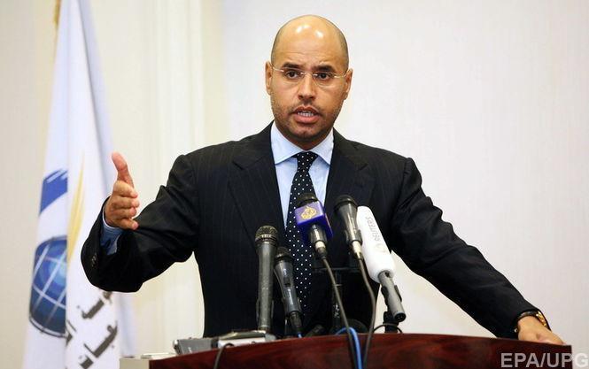 Сын Каддафи заявил, что у него есть доказательства вины Саркози