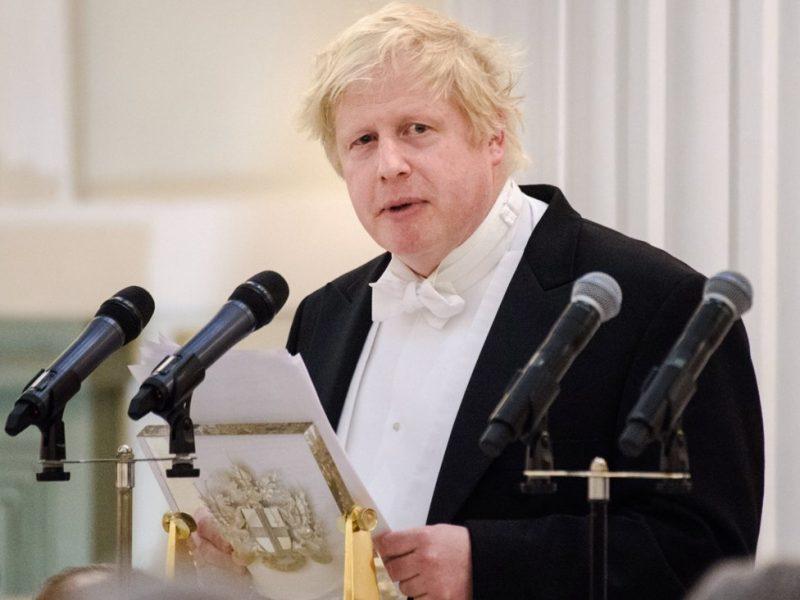 Борис Джонсон: В мире стало слишком много стран, ощущающих пагубные действия России