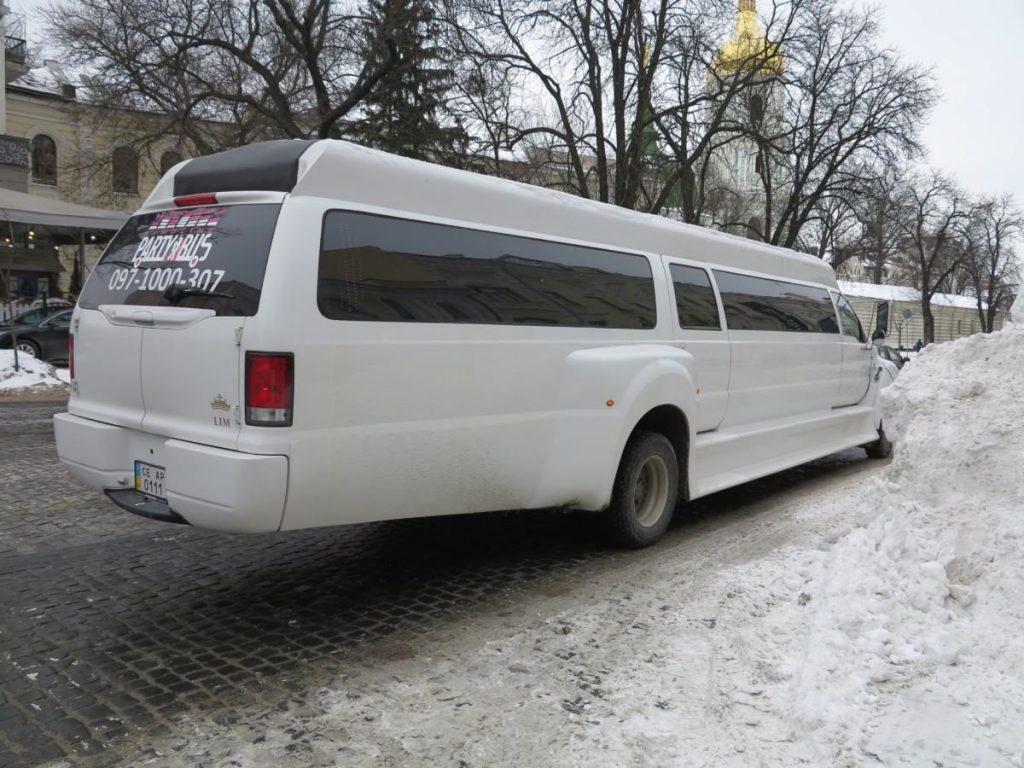 лимузин дом на колесах фото статьи