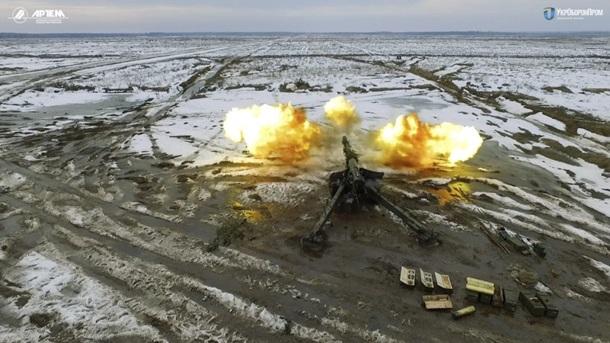 В Украине освоено производство снарядов калибра 152 мм – Укроборонпром