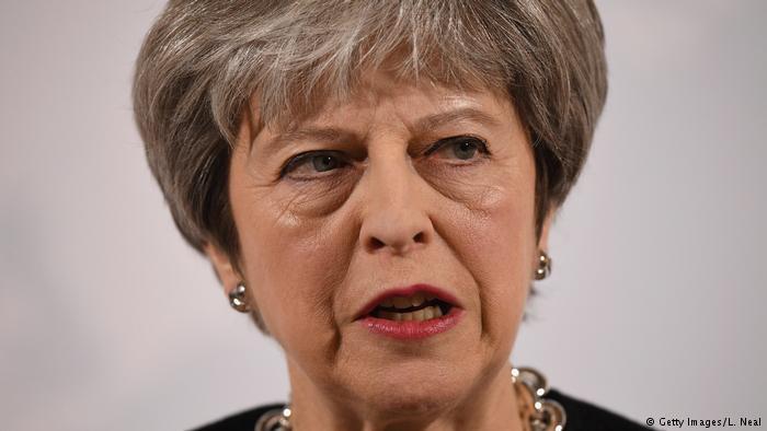 Тереза Мэй ушла в отставку с должности главы Консервативной партии Британии