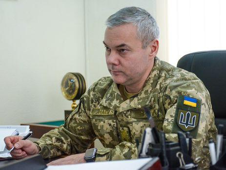 Командующий ООС не исключает попыток России пробить «коридор» к Крыму
