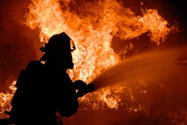 В Украине объявили пожарную опасность чрезвычайного уровня