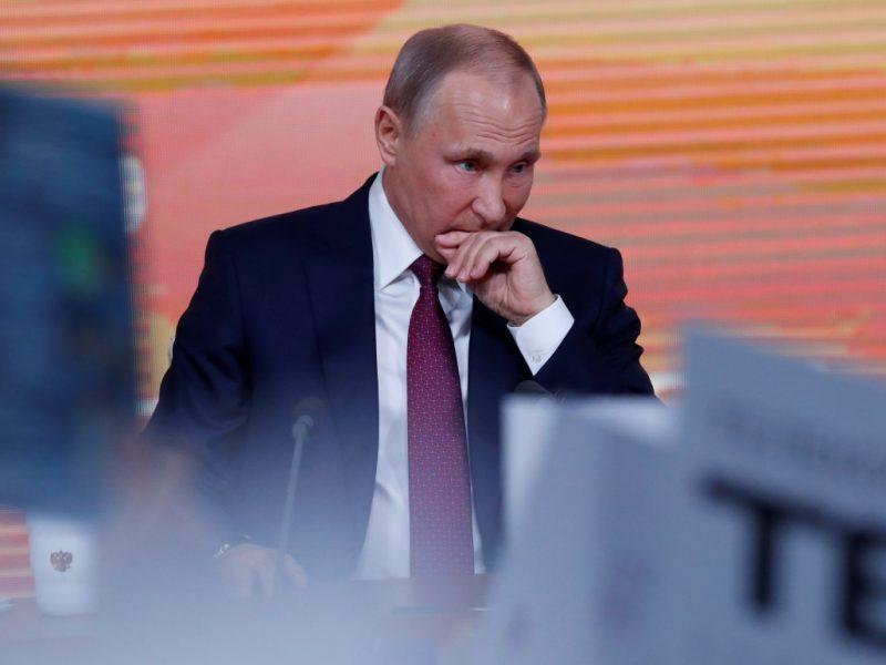 Путина к ответственности: В Конгрессе США осудили агрессию РФ