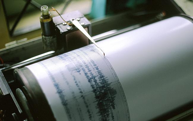 У границы Украины произошло землетрясение