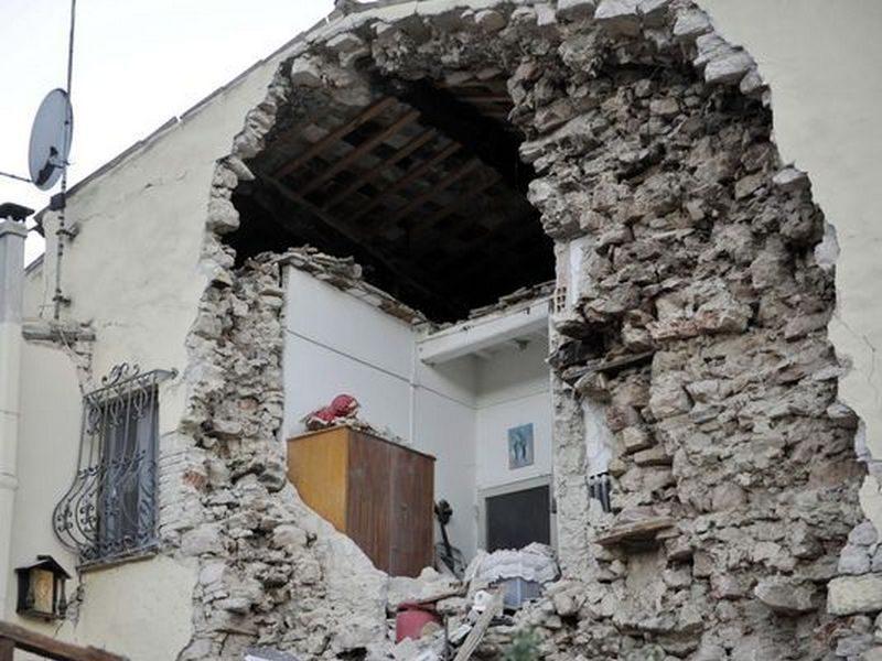 На рассвете центр Италии всколыхнуло землетрясение – там же, где «трусило» в октябре 2016-го