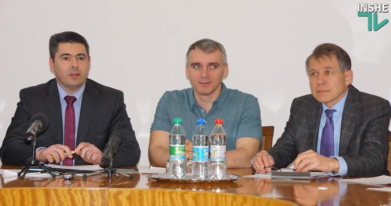 На новый круг: три общественных совета снова озвучили мэру Николаева проблемы, существующие в разных сферах