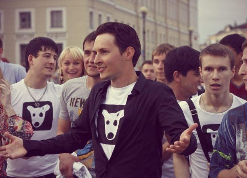 Участники митинга в защиту Telegram потребовали отправить в отставку главу Роскомнадзора