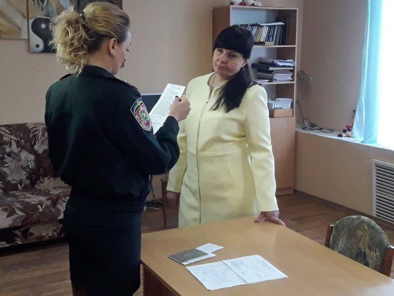 В Украине впервые вышла на свободу пожизненно осужденная