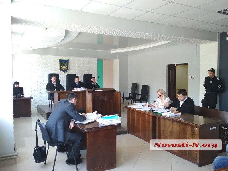 В Николаеве суд определил сумму залога для членов «банды Апти» 1