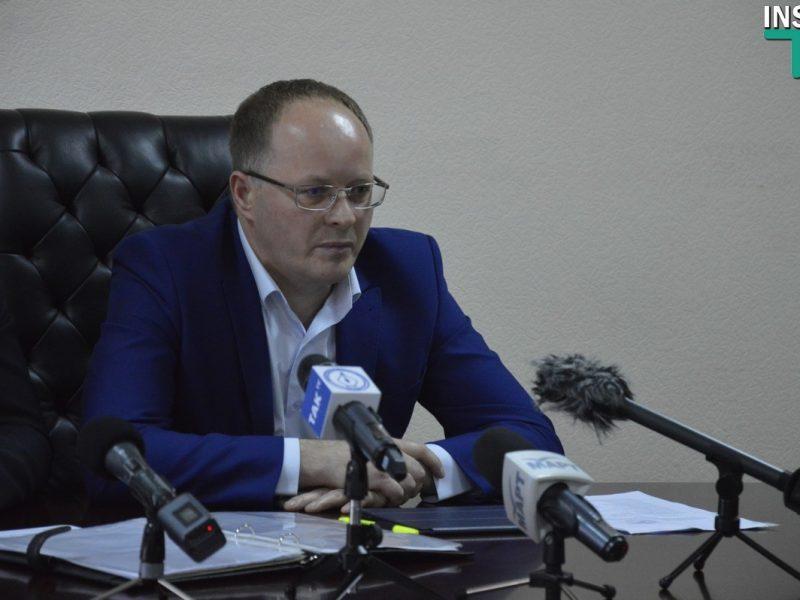 Новый директор Николаевского аэропорта заявил, что готов обращаться в полицию из-за «демонтажа ангаров» и «краж самолетов»