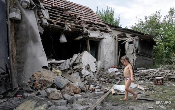Собственники домов, разрушенных войной на Донбассе, смогут получить компенсацию