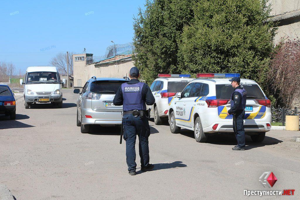 ВСИЗО Николаева прокомментировали ситуацию сзаключенными