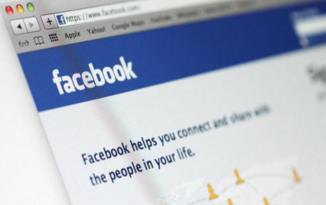Facebook впервые отметил пост как фейк (ФОТО)