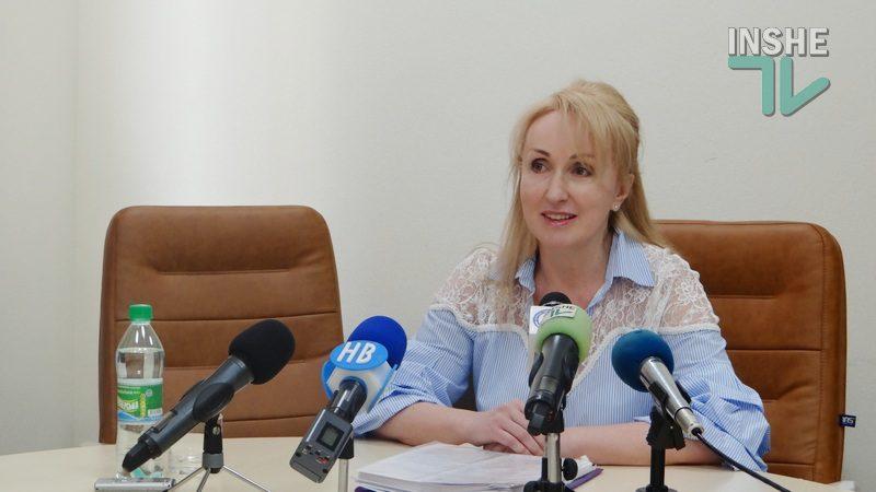 Комиссия по гласности в Николаевском горсовете согласовала проект решения сессии об увольнении Казаковой