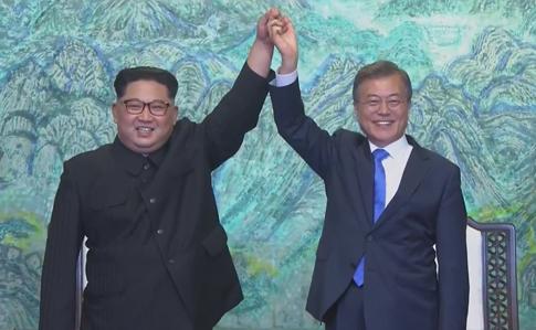 Сеул и Пхеньян договорились соединить две Кореи железной дорогой