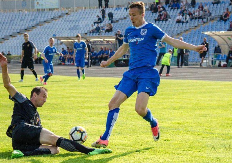 МФК «Николаев» в домашних стенах минимально переиграл «Гелиос»