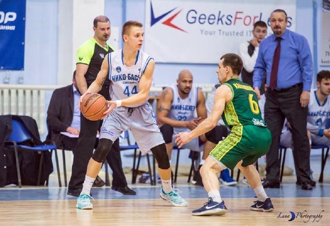 «Нико-Баскет» в высшей лиге проиграл полуфинальную серию «Говерле»