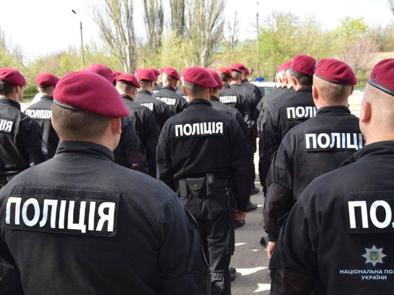 Сегодня в Николаеве полиция  отрабатывает  захват  вооруженных преступников – горожан просят не пугаться