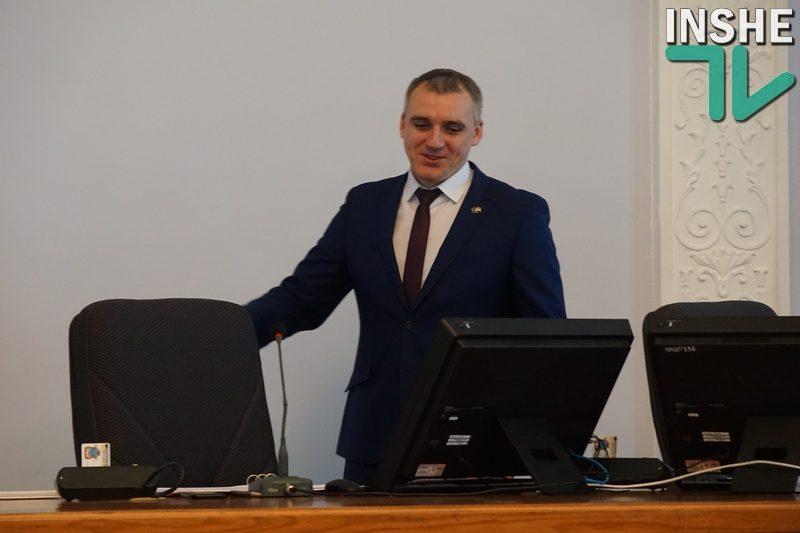 Городской голова Николаева возьмет в команду вице-мэров еще одного человека