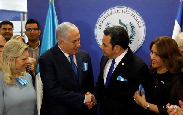 Гватемала открыла посольство в Иерусалиме