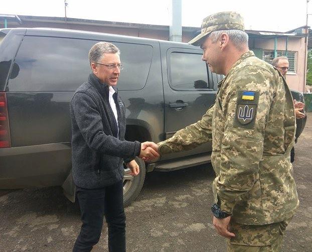 Санкции за Крым были недостаточными, а реакция на Донбасс стала неожиданной для Путина, — Волкер