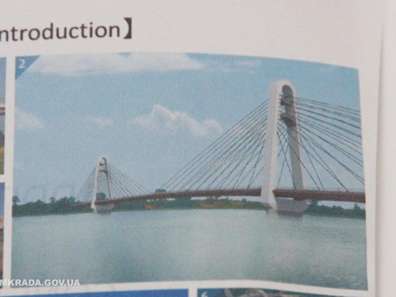 Мост должен быть шестиполосным: в Николаеве опять поговорили о проекте «японского моста»
