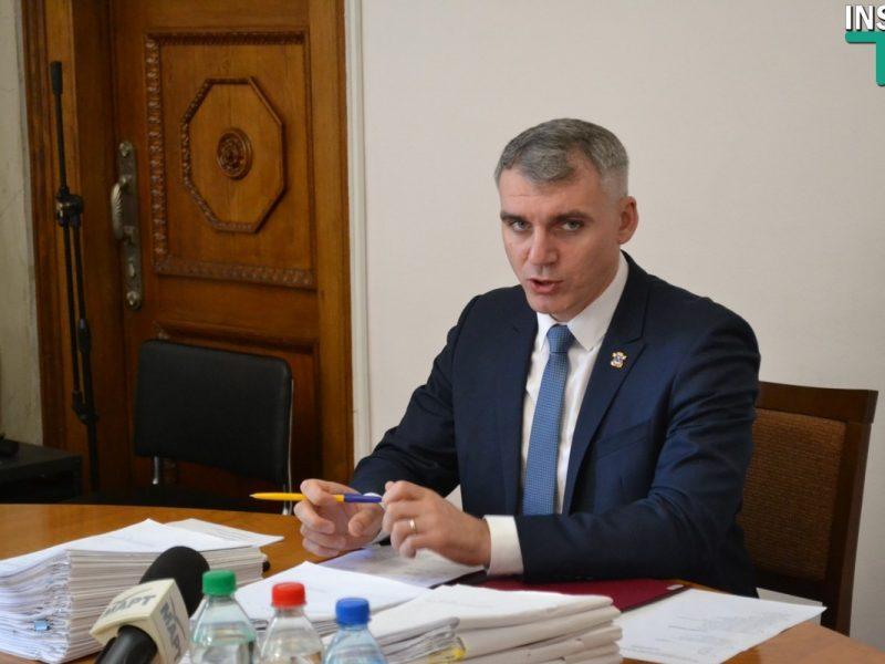 Мэр Николаева пообещал дезинфекцию дорог